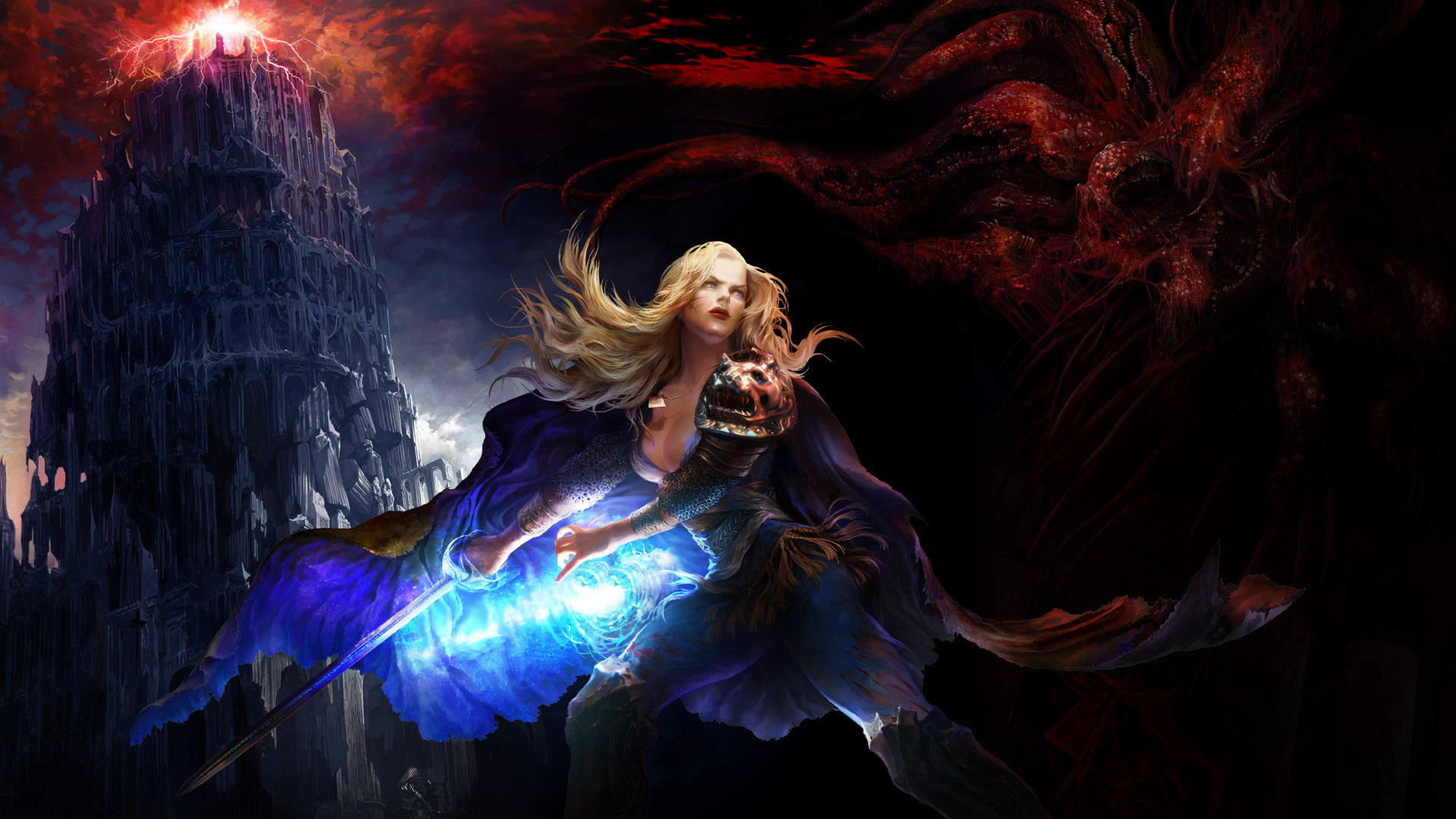 Path of Exile Class Scion Wallpaper 01