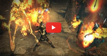 Path of Exile - The Pathfinder Ascendancy Class