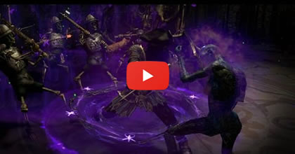 Path of Exile - The Trickster Ascendancy Class