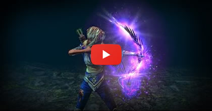 Path of Exile - Ascendant Weapon Effect