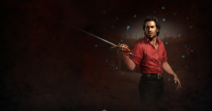 Path of Exile Class Duelist Wallpaper