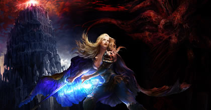 Path of Exile Class Scion Wallpaper