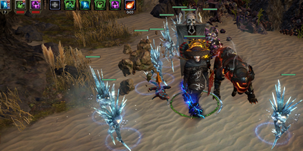 PoE Witch   PoE Witch Builds, Gameplay Video and Gallery