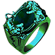 Precursor's Emblem, Frenzy and Power Charge, Two-Stone Ring