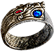 Rigwald's Crest, Two-Stone Ring