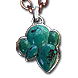 Victario's Acuity, Turquoise Amulet